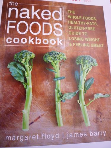 naked food cookboook