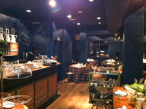 Restaurante Tartan - Madrid