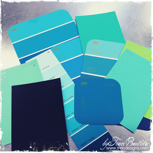 treiC designs studio 323-7_1 - paint chips..choosing paints