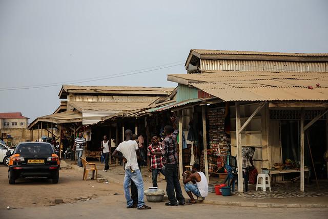 Accra Art Market