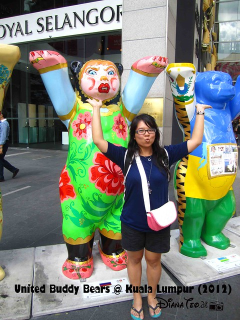 United Buddy Bears @ KL 08