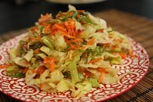 Ginger Sesame Salad