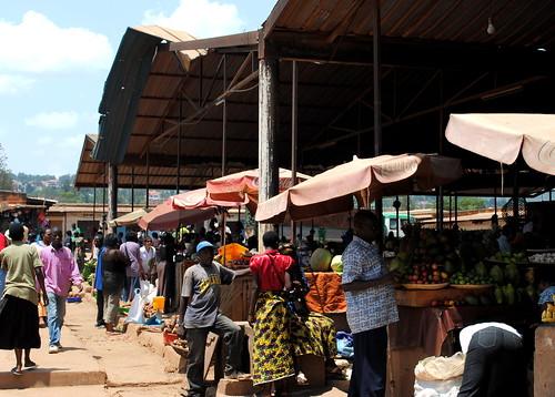 Kigali market