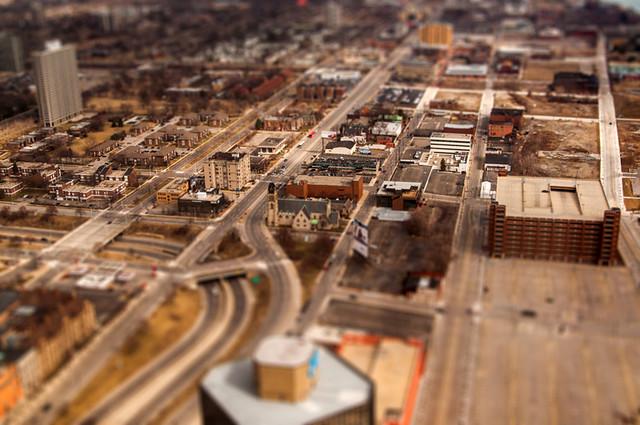 Detroit Tilt Shift