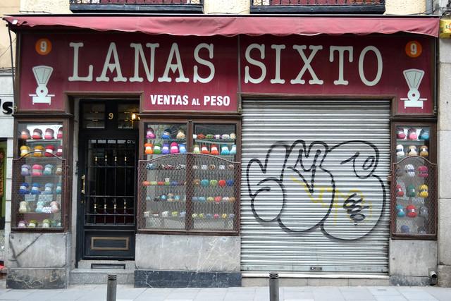 Lanas sixto