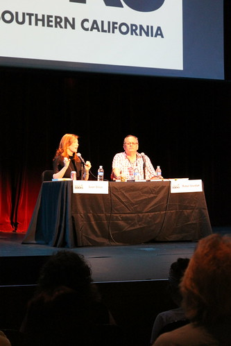 Susan Orlean, LA Times Festival of Books 2012