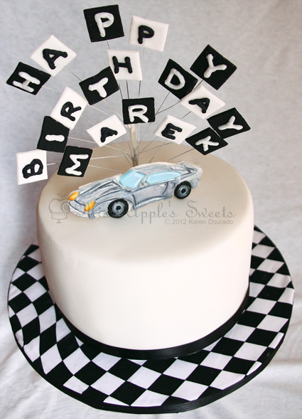 Cake Designs For Husband : My husband s birthday cake/ Bolo de aniversario do meu ...