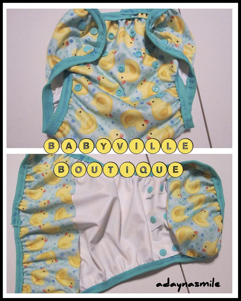 Ducky Diaper