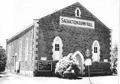 Salvation Army Hall - demolished 1973