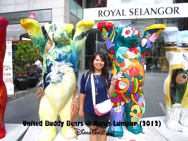 United Buddy Bears @ KL 05