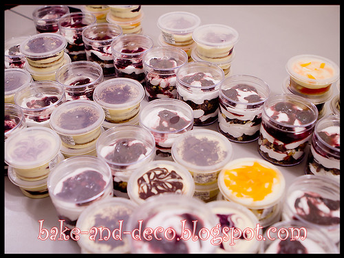 LAPIS CHEEZY & BLACKFOREST CREAM TRUFFLE - 8 MARCH 2012