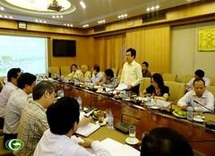 Đồng chí Nguyễn Thanh Nghị: Sầm Sơn đạt được nhiều thành tựu trong phát triển kinh tế