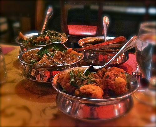 Southern Indian Food at Karaikudi Chettinad
