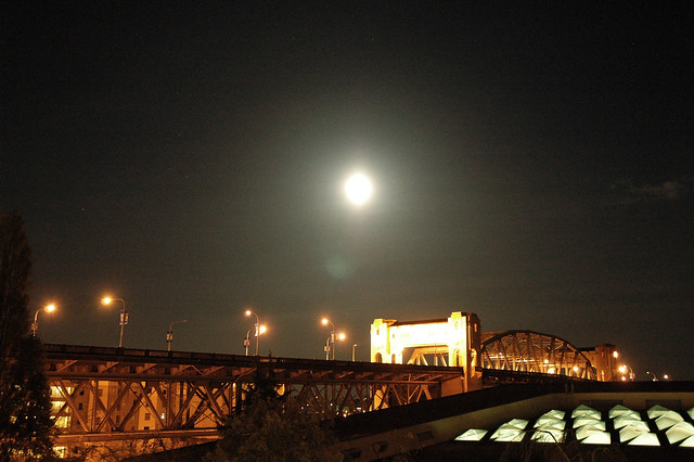 Super Moon 3:08am May 6, 2012