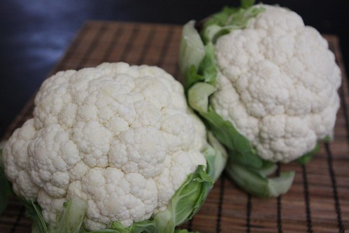 Week 27 (Cauliflower)