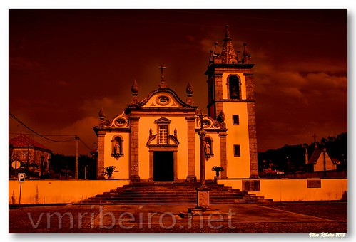 Igreja de Freixieiro de Soutelo by VRfoto