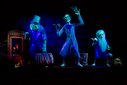 Beware of Hitchhiking Ghosts!
