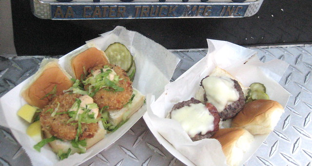 Sliders Food Truck Chico Ca