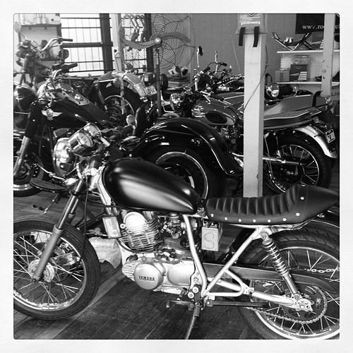 Rocker Classic Motorcycles