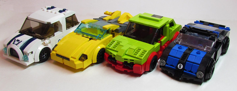 Vehicles - Small