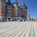 Terrasse Dufferin Promenade in Quebec City, Canada