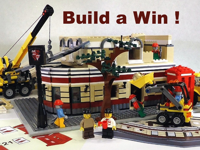 Best Site For Moc Modular Step By Step Creations Building Lego