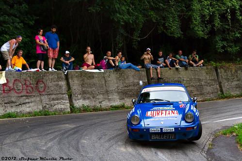 Porsche 911 SC Blue