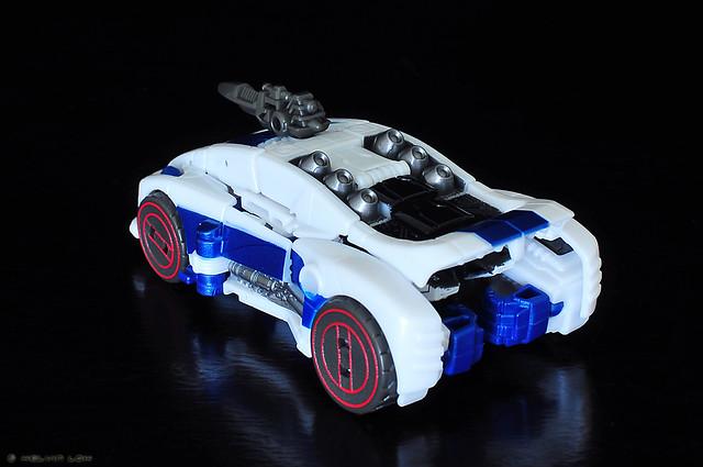 Jazz Cybertronian car