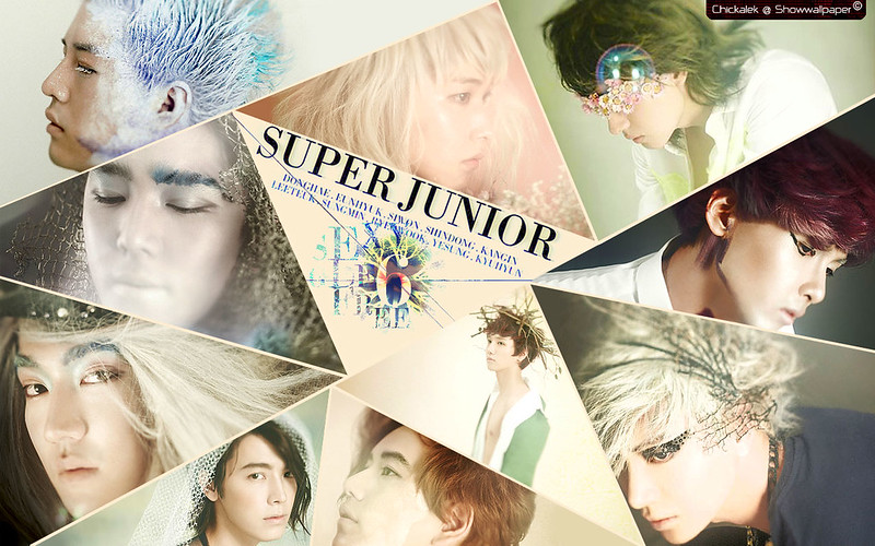 Super Junior Free&Single MV Yay�nland�! /// 3 Temmuz 2012