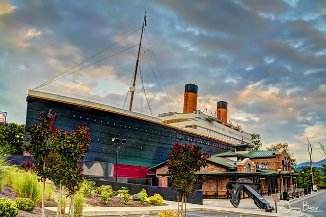 Titanic Museum, Pigeon Forge, TN