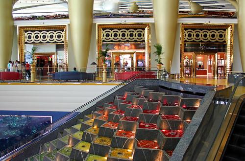 Burj Al Arab hotel. Dubai.