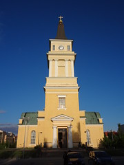 Kirche von Oulu