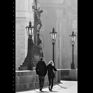Unforgettable Prague Mood Of Romance