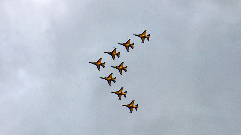 Black Eagles Formation