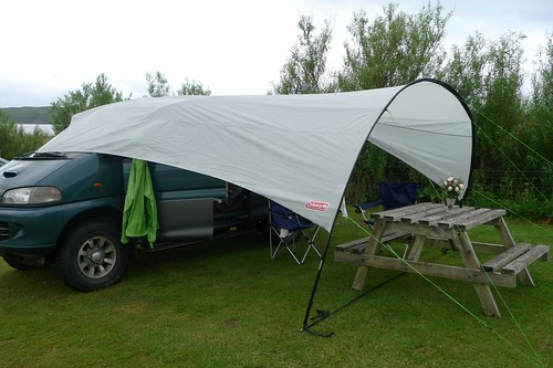 Coleman Camper Awning Replacement