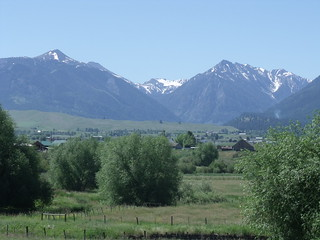 Wallowas from N. of Joseph