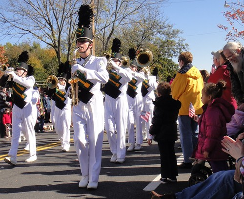 Veterans' Day parade, Leonardtown