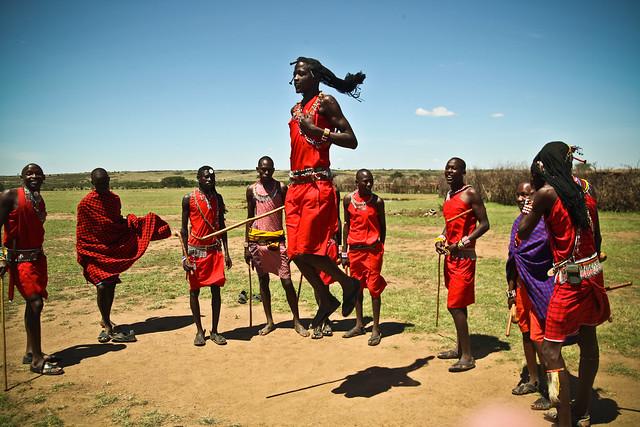 Masaai Jump