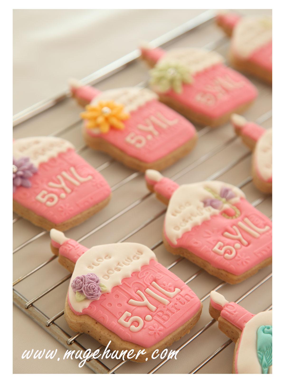 Cupcake Kurabiyeler-1
