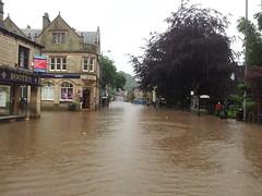 Calder valleys summer of floods.