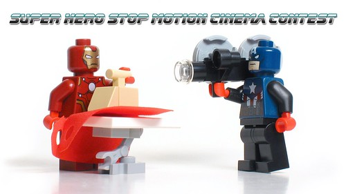 Super Hero Stop Motion Cinema Contest