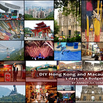 Hong Kong and Macau Itinerary: 3 Days DIY Tour