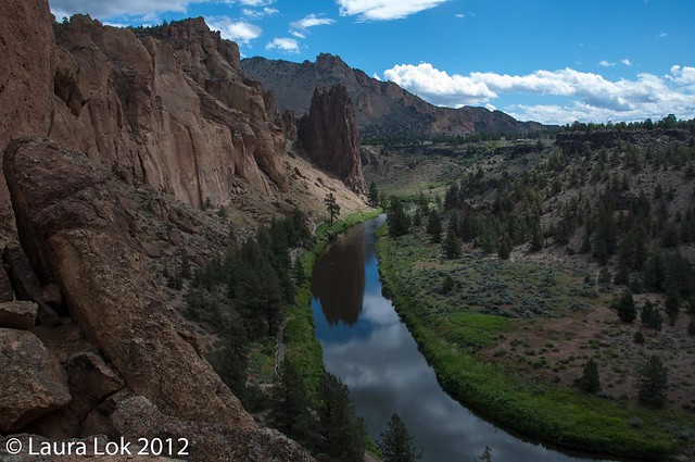 Smith Rock - Bend Oregon
