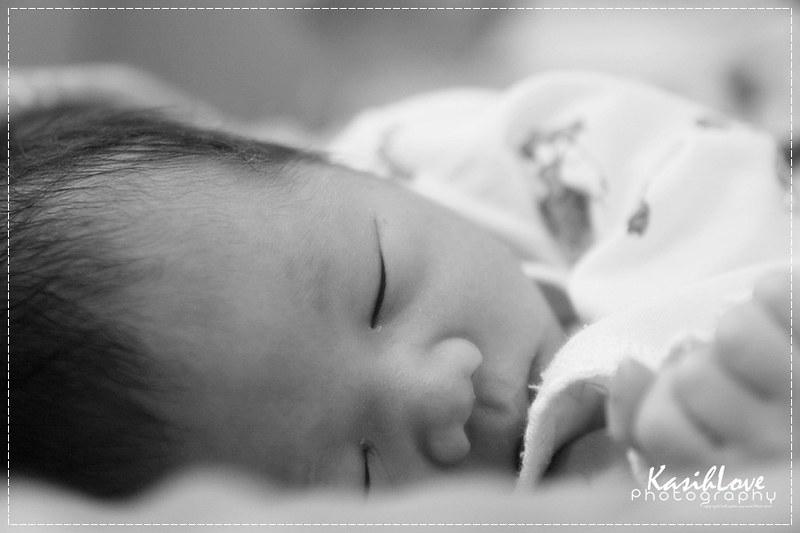 Sleeping Nala