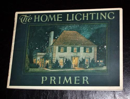 The Home Lighting Primer - 1924