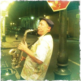Sax On Royal And Toulouse