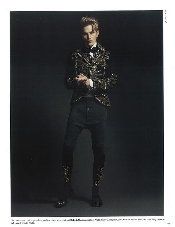 Gerhard Freidl0308_VIKTOR Magazine_Ph Adriano Russo(Wiener Models)