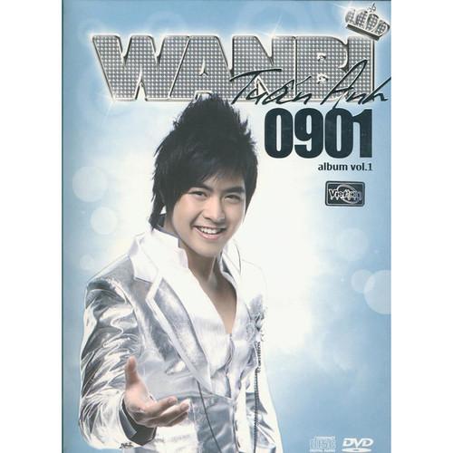 Wanbi Tuấn Anh – Wanbi 0901 (2008) (MP3) [Album]