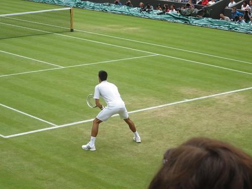 Wimbledon 2012 Djokovic