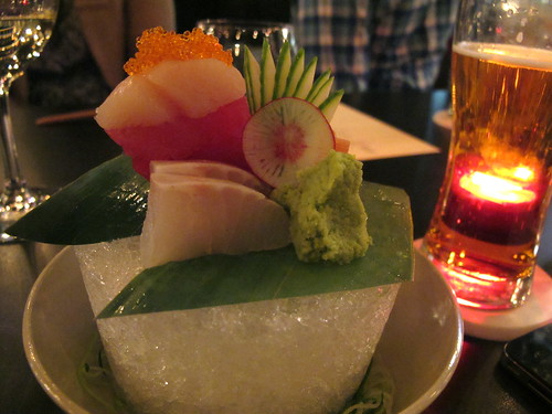 Heirloom sashimi